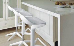 Kuchenna awangarda- hokery i krzesła barowe